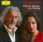 ¡España! - Lily Maisky (piano); Mischa Maisky (cello)