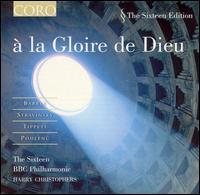 À la gloire de Dieu - Carys-Anne Lane (vocals); Libby Crabtree (vocals); Neil MacKenzie (vocals); Robert Evans (vocals); Ruth Dean (soprano);...