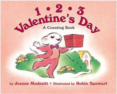 1 2 3 Valentine's Day - Modesitt, Jeanne