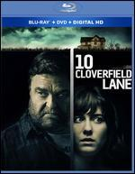 10 Cloverfield Lane [Includes Digital Copy] [Blu-ray/DVD]