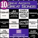 10 Great Artists, 10 Great Songs