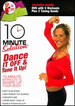 10 Minute Solution: Dance It Off and Tone It Up! - Andrea Ambandos
