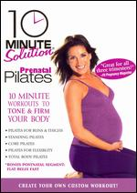 10 Minute Solution: Prenatal Pilates -
