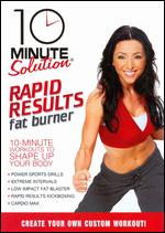 10 Minute Solution: Rapid Results Fat Burner - Andrea Ambandos