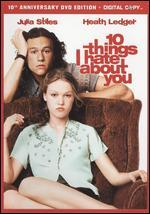 10 Things I Hate About You [10th Anniversary Edition] [2 Discs] [Includes Digital Copy]