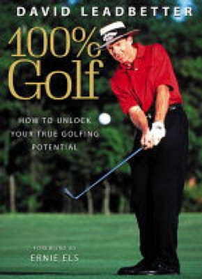 100% Golf - Leadbetter, David