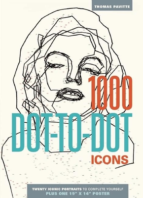 1000 Dot-To-Dot: Icons - Pavitte, Thomas