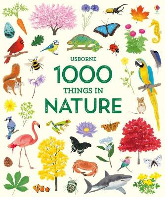 1000 Things in Nature - Watson, Hannah