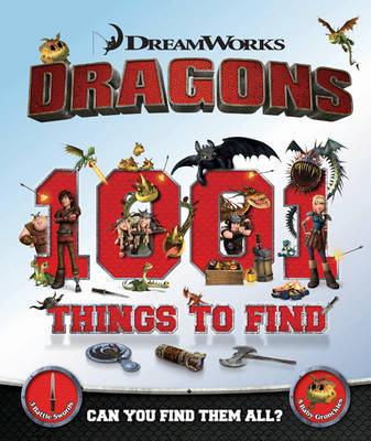 1001 Things to Find -