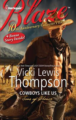 10th Anniversary Collector's Edition: Cowboys Like Us - Thompson, Vicki Lewis