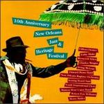 10th Anniversary New Orleans Jazz and Heritage Festival