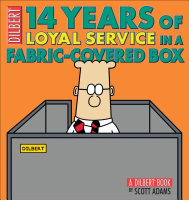 14 Years of Loyal Service in a Fabric-Covered Box - Adams, Scott