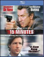 15 Minutes [Blu-ray] - John Herzfeld