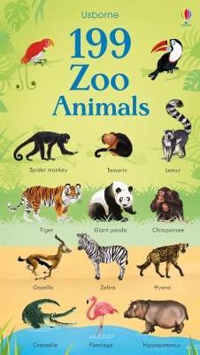 199 Zoo Animals - Watson, Hannah, and Dyson, Nikki (Illustrator), and Ferrero, Mar (Illustrator)