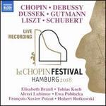 1st Chopin Festival Hamburg, 2018