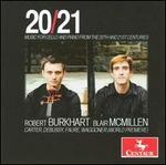 20/21: Music for Cello and Piano from the 20th and 21st centuries