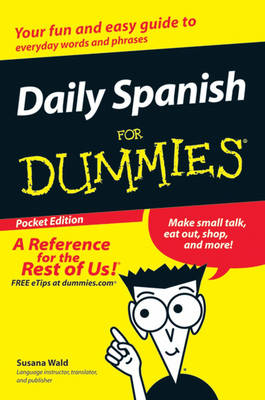 2007 Daily Spanish for Dummies, Target One Spot Edition - Wald, Susana