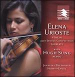 2007 Sphinx Competition Laureate: Elena Urioste