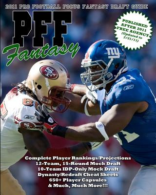2011 Pff Fantasy Draft Guide - Clay, Mike