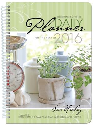 2016 Daily Planner - Hooley, Susanna