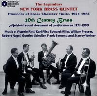 20th Century Brass - New York Brass Quintet