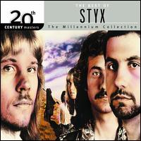 20th Century Masters: The Millennium Collection: Best of Styx - Styx