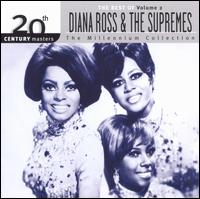 20th Century Masters - The Millennium Collection: The Best of Diana Ross & Supremes,V 2 - Diana Ross & the Supremes