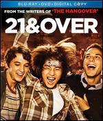 21 & Over [2 Discs] [Includes Digital Copy] [Blu-ray/DVD]