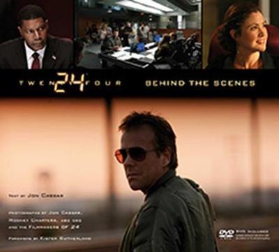24: Behind the Scenes - Cassar, Jon