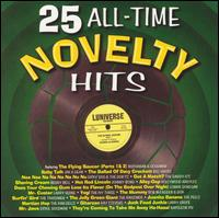 25 All-Time Novelty Hits - Various Artists