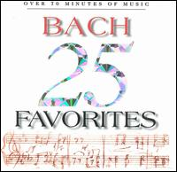 25 Bach Favorites - Various Artists