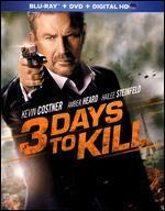 3 Days to Kill [2 Discs] [Blu-ray/DVD] - McG