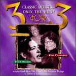 3 for 3: Billie Holiday, Sarah Vaughan & Ella Fitzgerald
