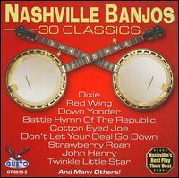 30 Classics - Nashville Banjos