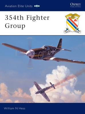 354th Fighter Group - Hess, William N