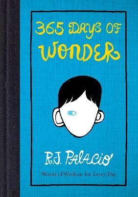 365 Days of Wonder - Palacio, R J