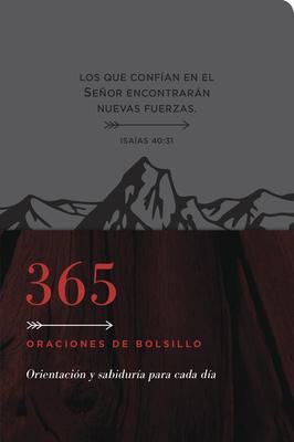 365 Oraciones de Bolsillo: Orientacion y Sabiduria Para Cada Dia - Beers, Ronald A