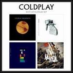 4 CD Catalogue Set: Parachutes/A Rush of Blood to the Head/X&Y/Viva La Vida