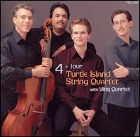 4 + Four - Turtle Island String Quartet / Ying Quartet