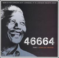 46664, Pt. 1: African Prayer (Nelson Mandela AIDS Concert) - Various Artists