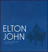 5 Classic Albums [1970-1973] [Box Set] - Elton John