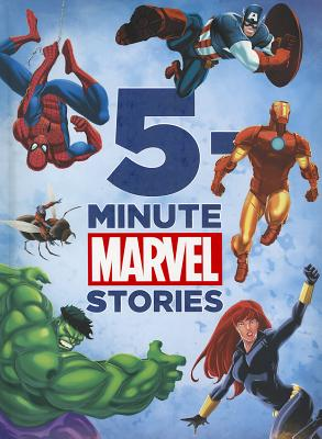 5-Minute Marvel Stories -