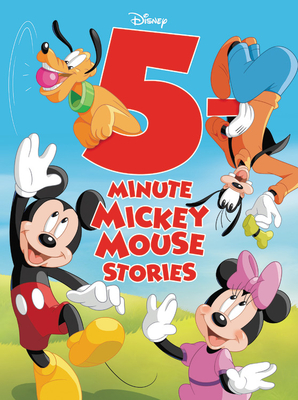 5-Minute Mickey Mouse Stories - Disney Books
