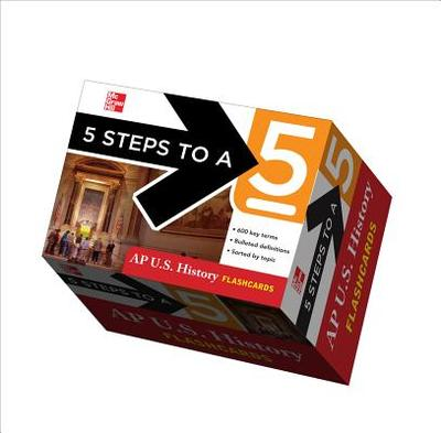 5 Steps to a 5 AP U.S. History Flashcards - Armstrong Stephen, and Armstrong, Stephen