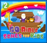 50 Bible Songs for Kids - The Countdown Kids
