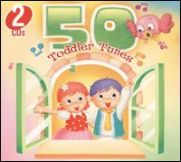 50 Toddler Tunes - The Countdown Kids