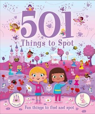 501 Things for Little Girls to Find -