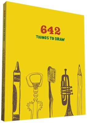 642 Things to Draw - Chronicle Books