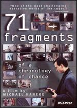 71 Fragmente Einer Chronologie des Zufalls - Michael Haneke