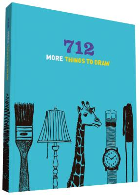 712 More Things to Draw - Chronicle Books